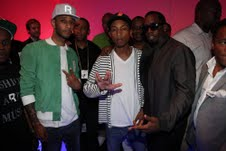 Swizz Beatz - Pharrell Williams - Sean P Diddy Combs
