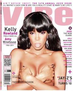 Kelly Roland Vibe Cover