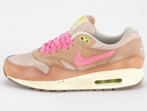 Nike Air Max Beige Pink