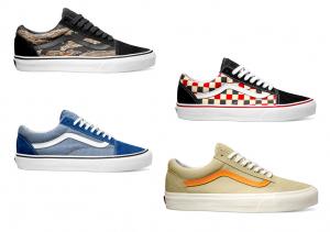 Vans Spring 2014 New Releases